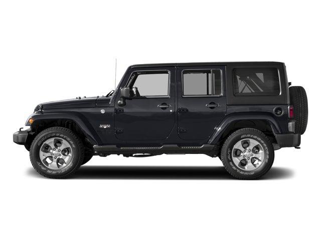 2017 Jeep Wrangler Unlimited Sahara In Slidell La New