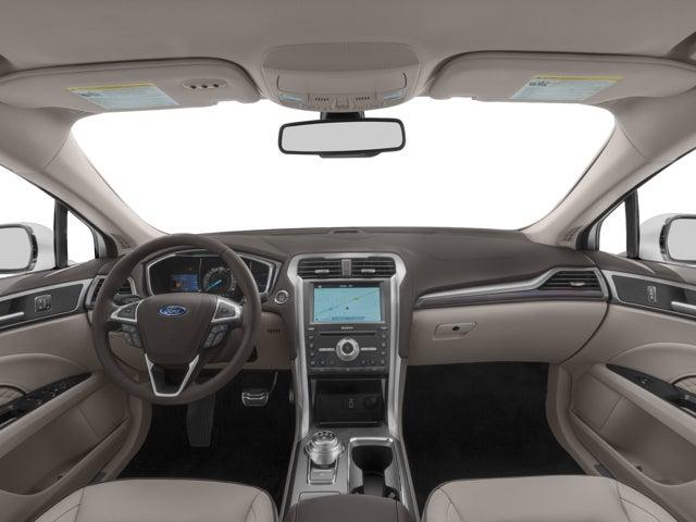 2018 Ford Fusion Platinum In Slidell La Supreme