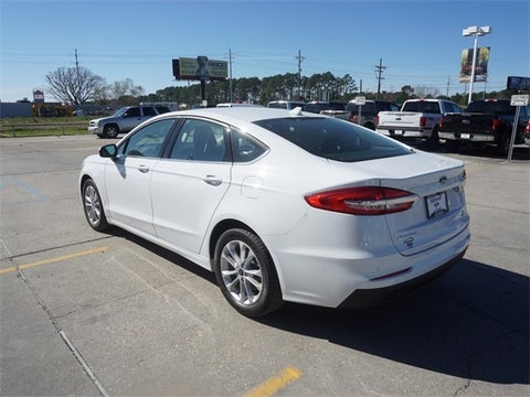 2020 Ford Fusion SE in Slidell, LA | New Orleans Ford ...